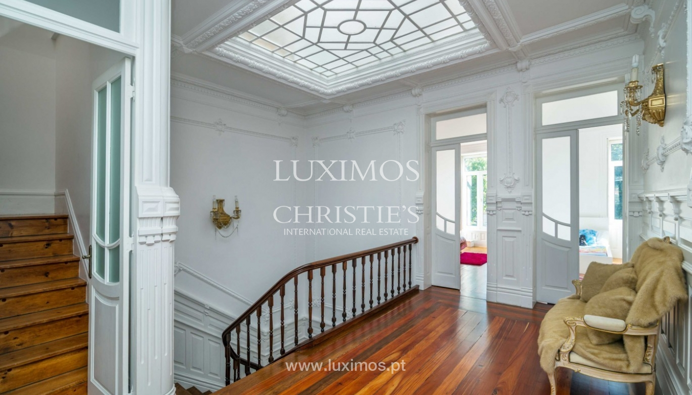 Maison de luxe avec jardin à vendre, Porto, Portugal _87262