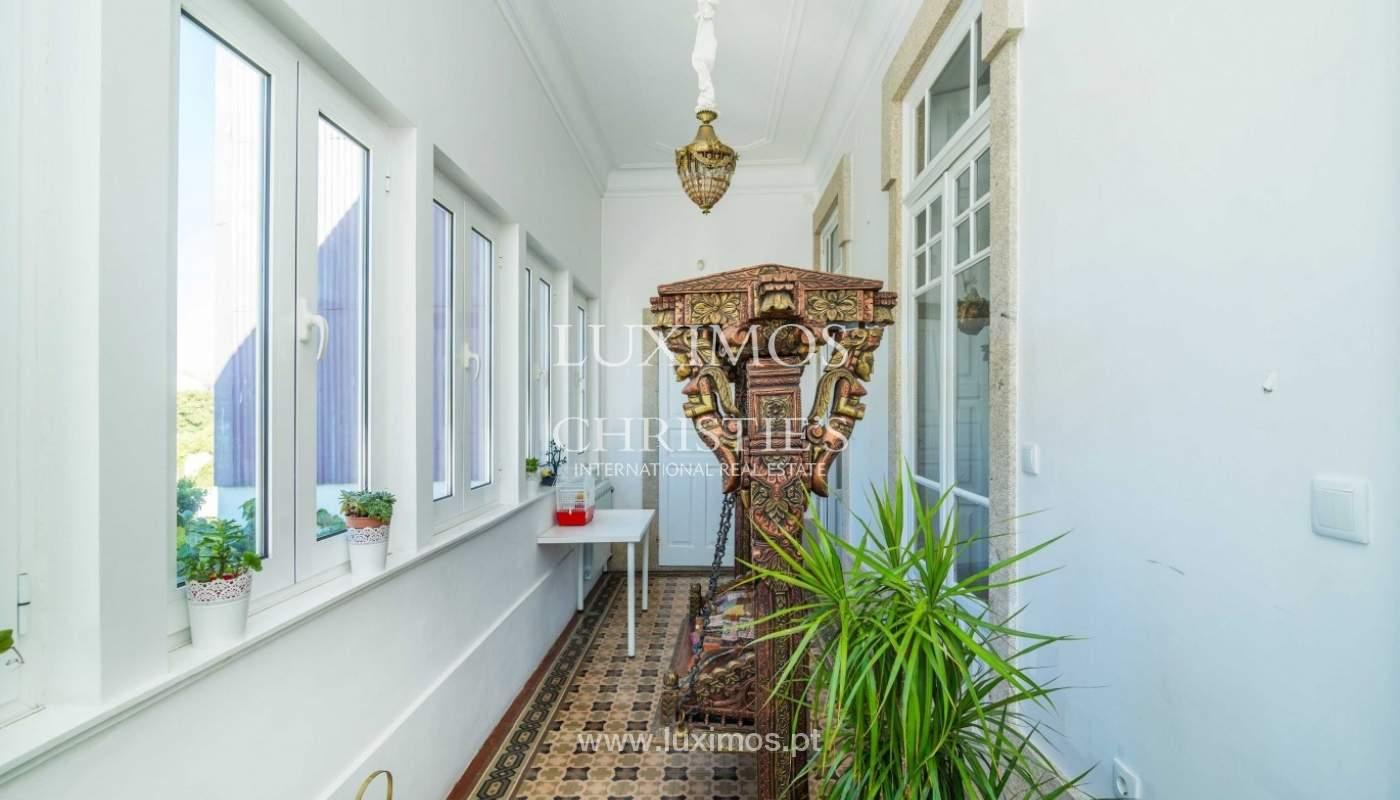 Maison de luxe avec jardin à vendre, Porto, Portugal _87266