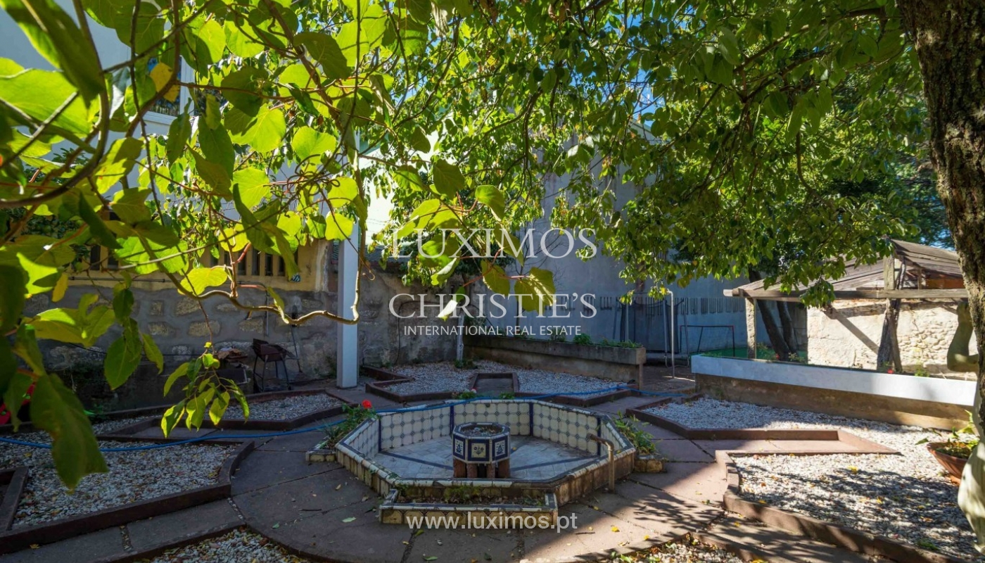 Luxury house with garden for sale, Porto, Portugal _87277