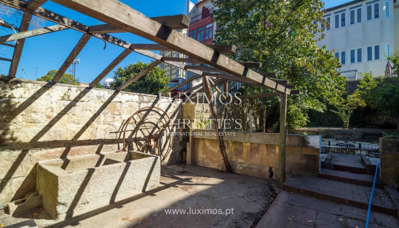Maison de luxe avec jardin à vendre, Porto, Portugal _87281