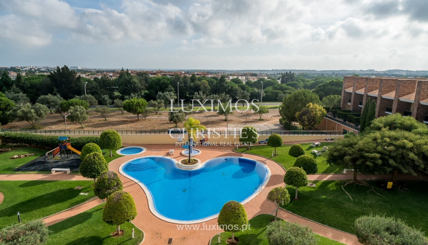Sale of apartment with swimming pool in Vilamoura, Algarve, Portugal_87858