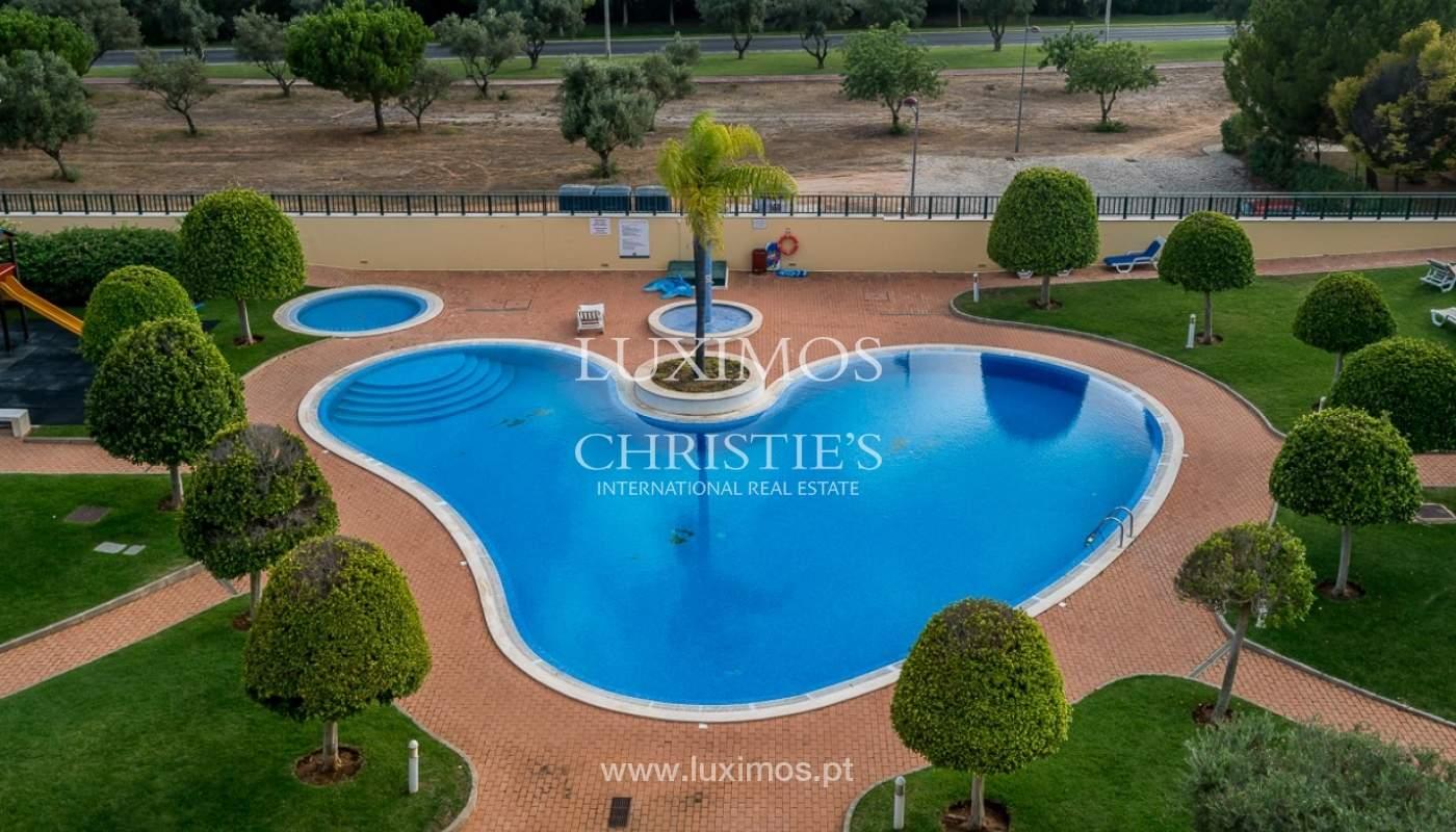 Verkauf von Schwimmbad-Ferienwohnung in Vilamoura, Algarve, Portugal_87859