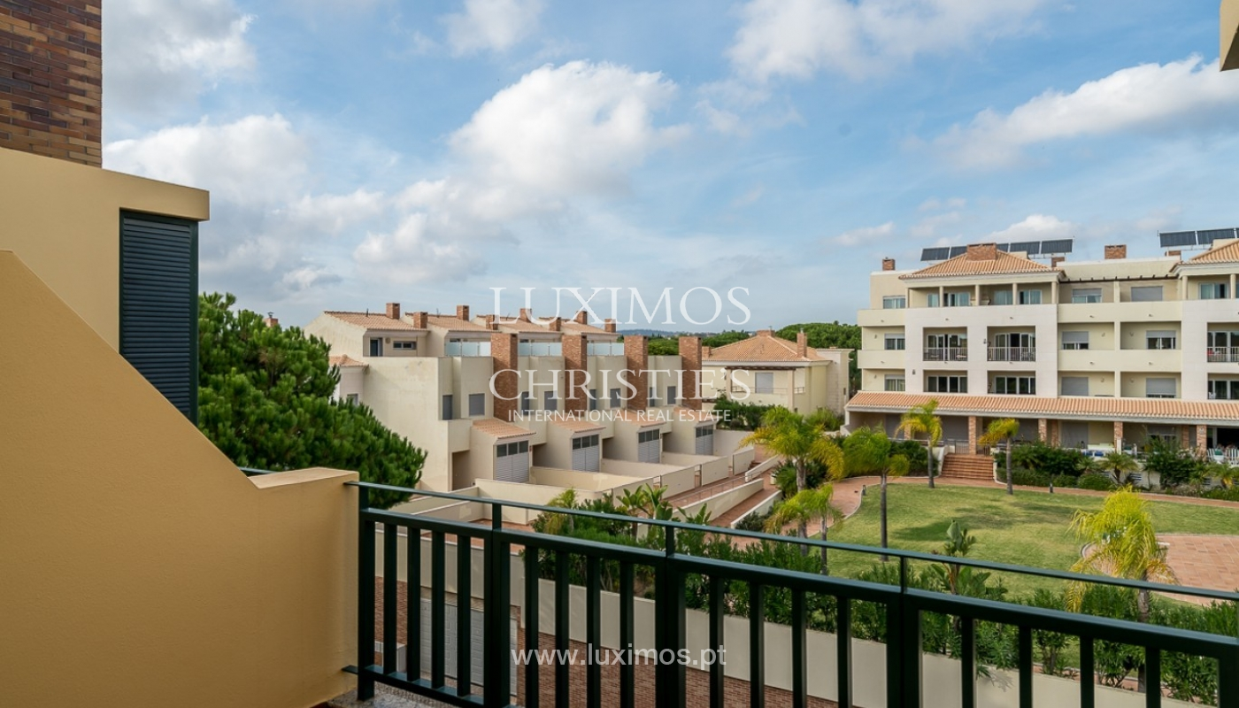 Sale of apartment with swimming pool in Vilamoura, Algarve, Portugal_87866