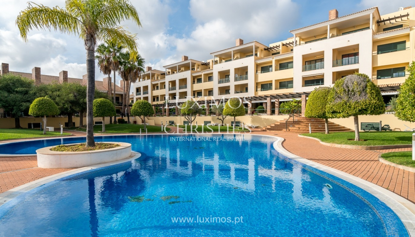Sale of apartment with swimming pool in Vilamoura, Algarve, Portugal_87867