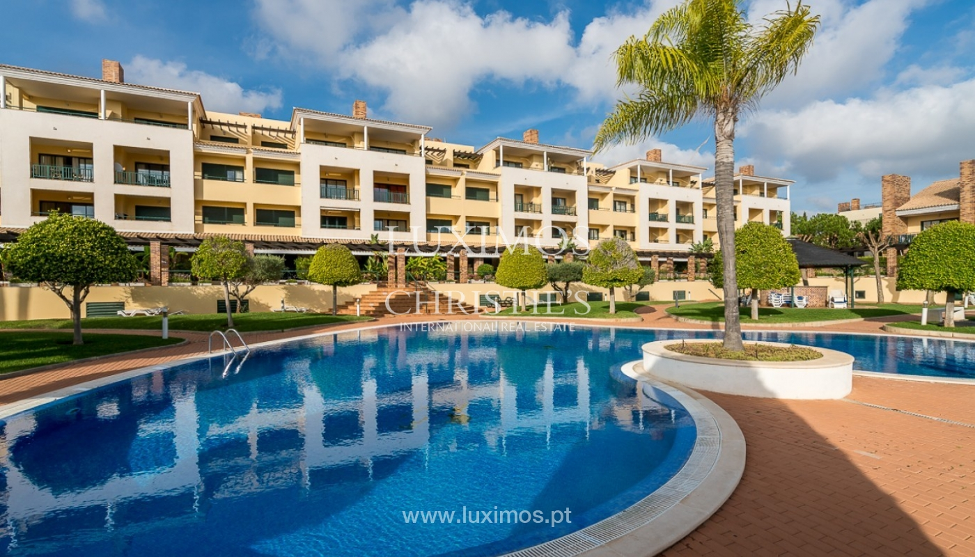 Sale of apartment with swimming pool in Vilamoura, Algarve, Portugal_87868
