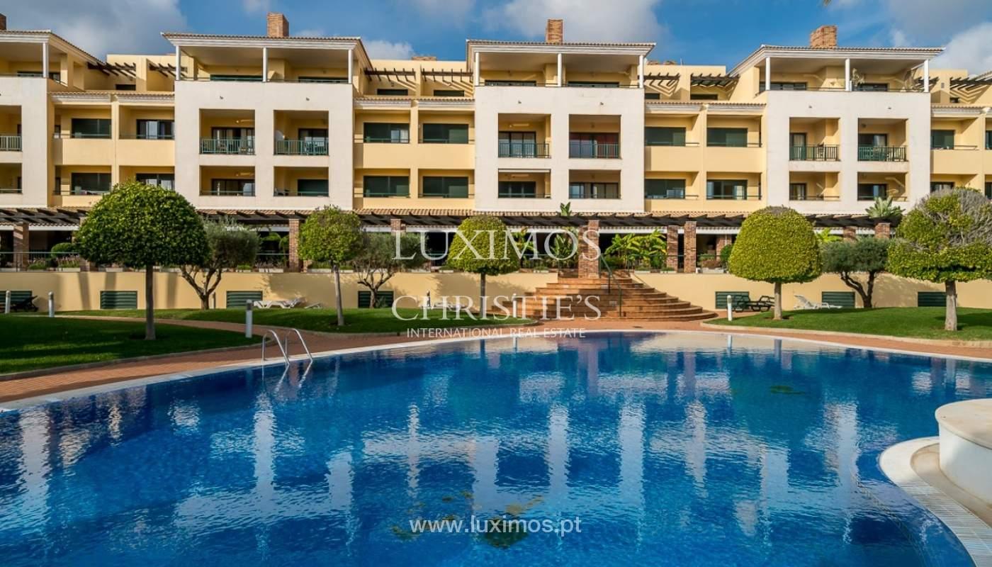 Verkauf von Schwimmbad-Ferienwohnung in Vilamoura, Algarve, Portugal_87869