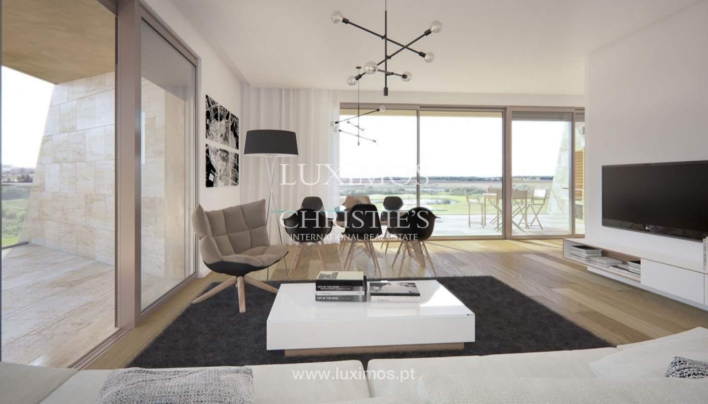 Sale of new apartment near the sea in Vilamoura, Algarve, Portugal_88772