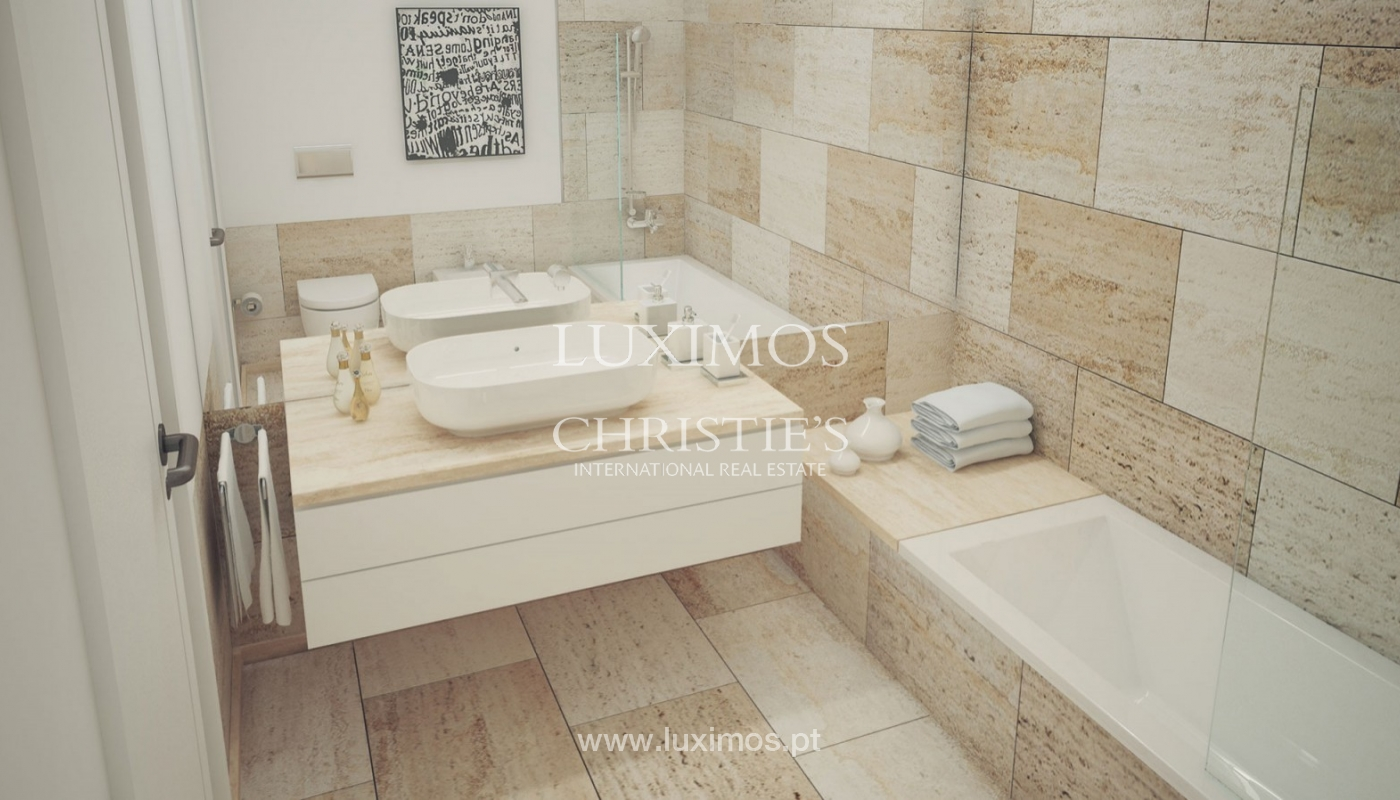 Sale of new apartment near the sea in Vilamoura, Algarve, Portugal_88779