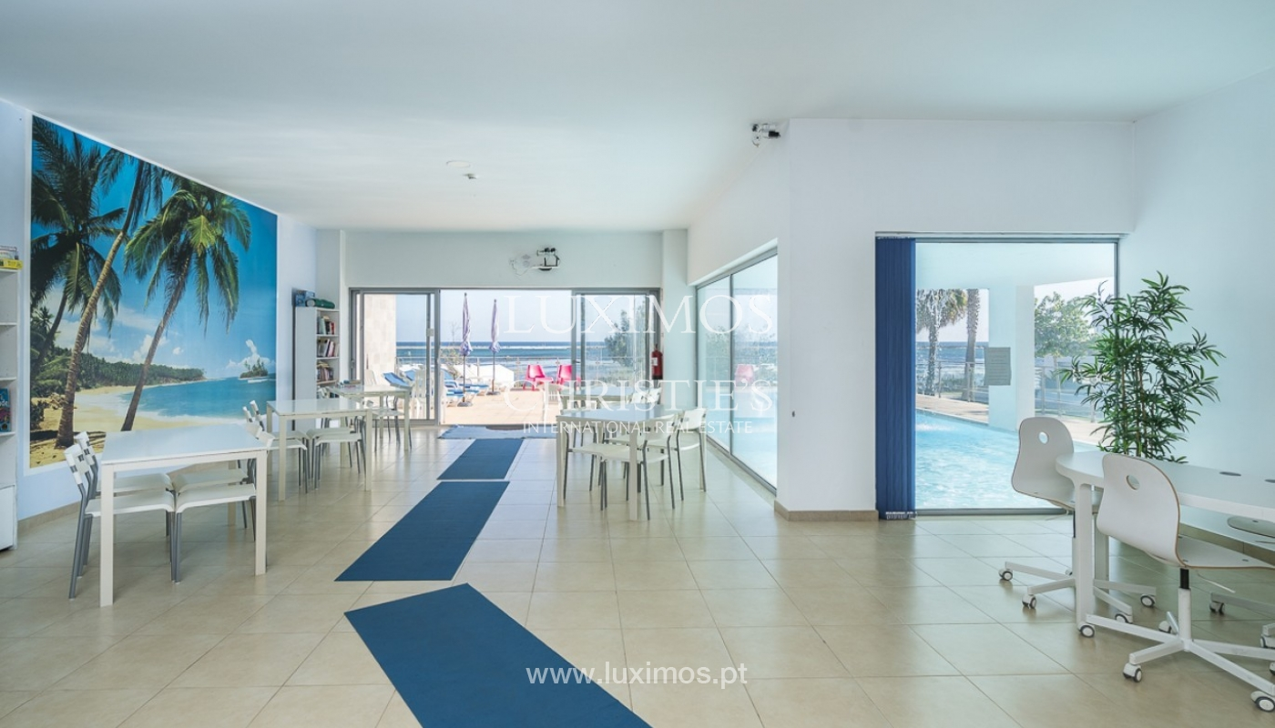 Commercial area for sale, with pool, near the beach, Algarve, Portugal_88781