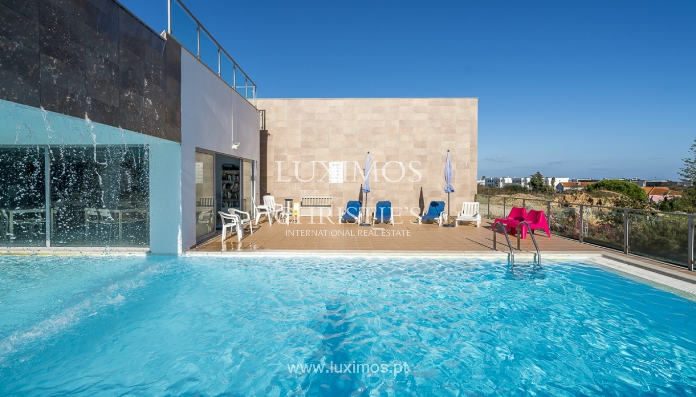Commercial area for sale, with pool, near the beach, Algarve, Portugal_88795