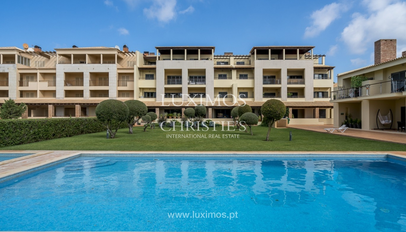 Sale of apartment near the golf in Vilamoura, Algarve, Portugal_89043