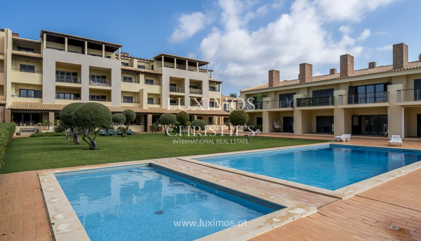 Sale of apartment near the golf in Vilamoura, Algarve, Portugal_89044
