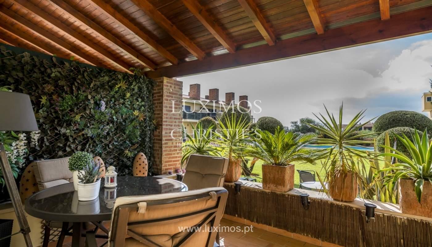 Verkauf von Wohnung in der Nähe, golf in Vilamoura, Algarve, Portugal_89047