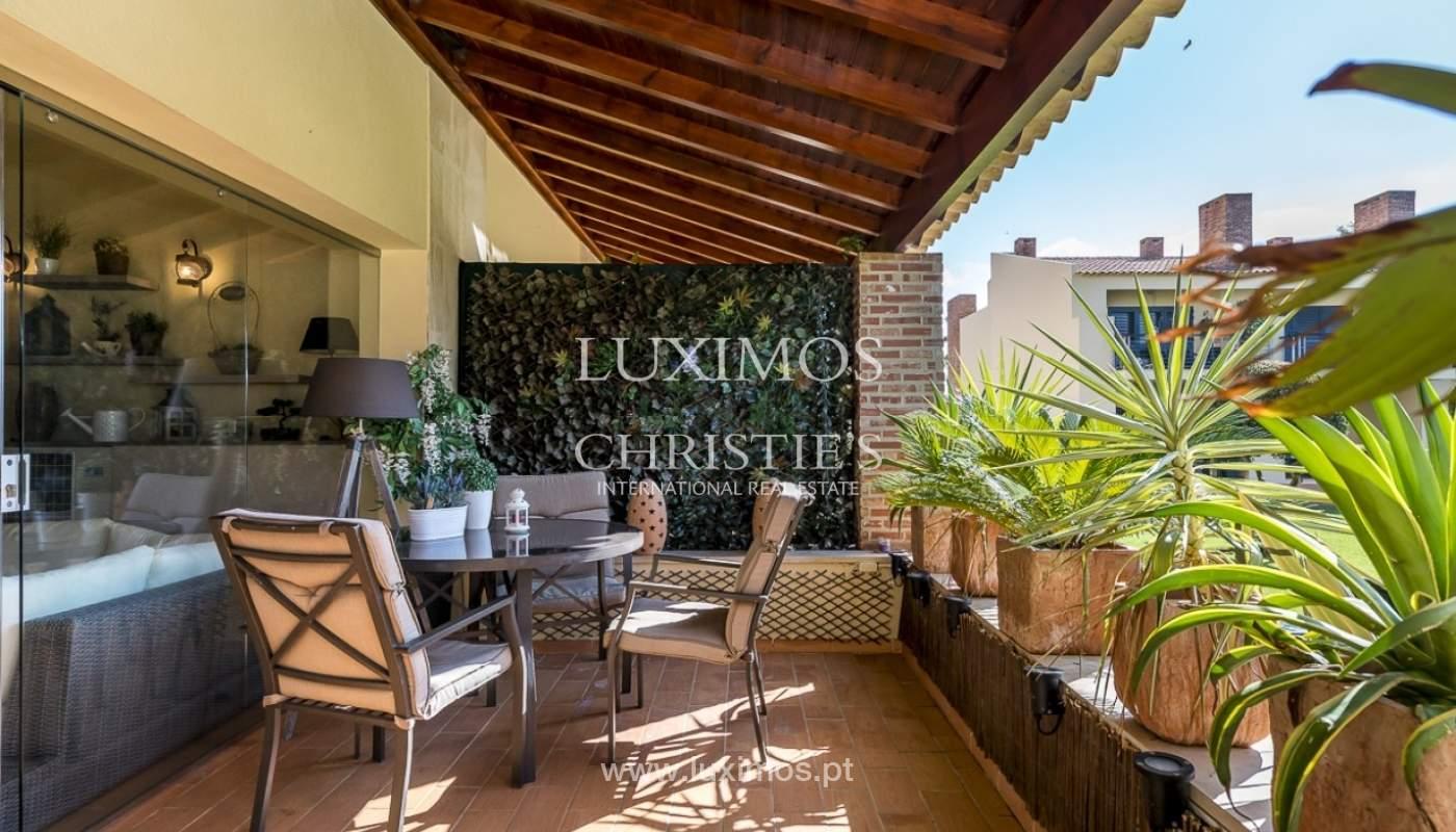 Verkauf von Wohnung in der Nähe, golf in Vilamoura, Algarve, Portugal_89048