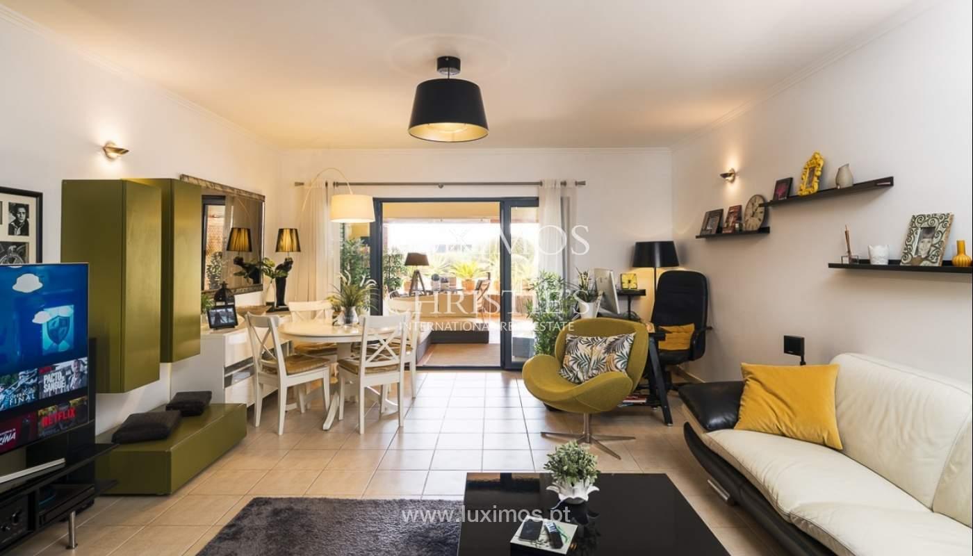 Verkauf von Wohnung in der Nähe, golf in Vilamoura, Algarve, Portugal_89062