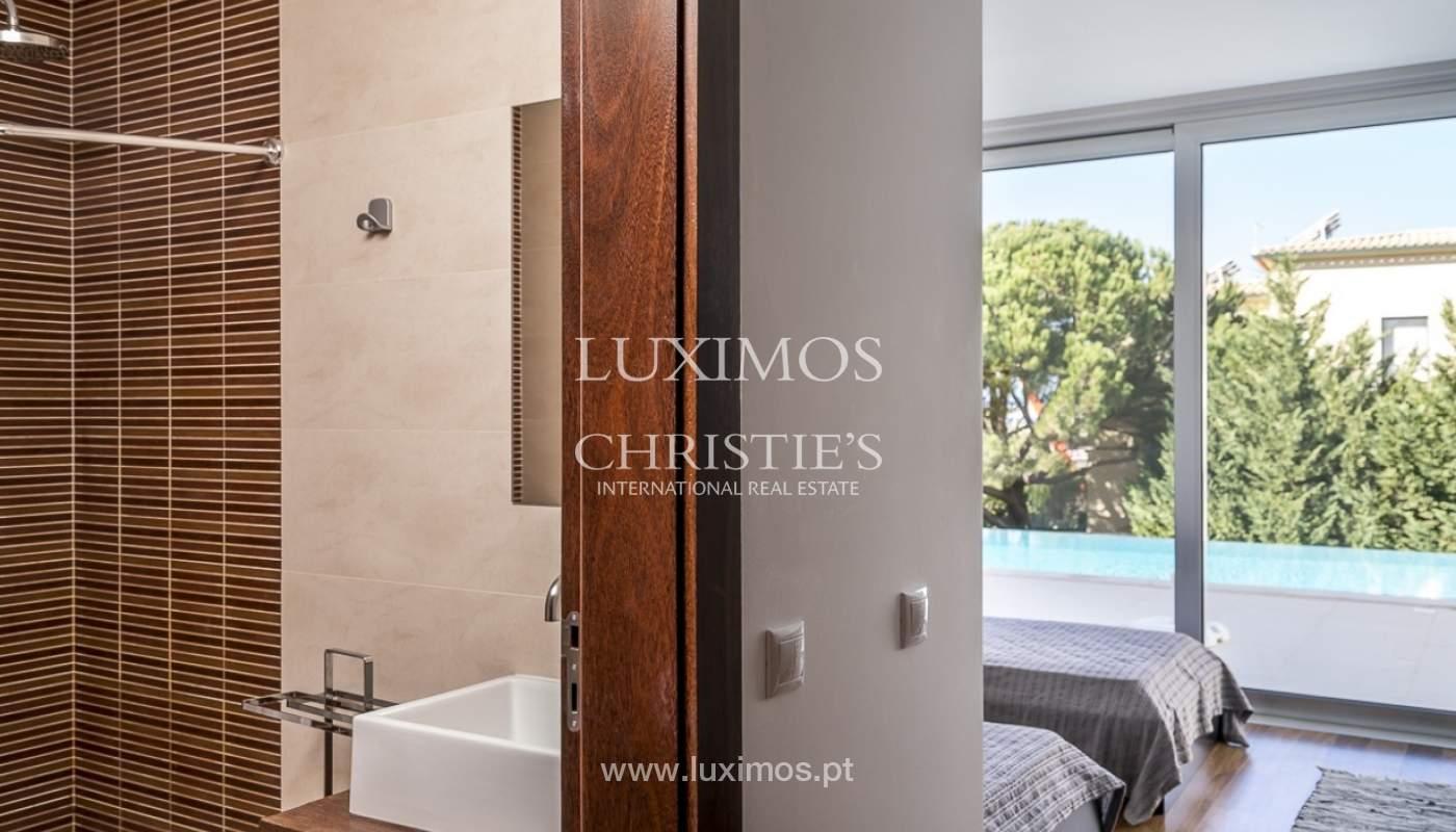 Venta de villa moderna con vista mar en Albufeira, Algarve, Portugal_89260