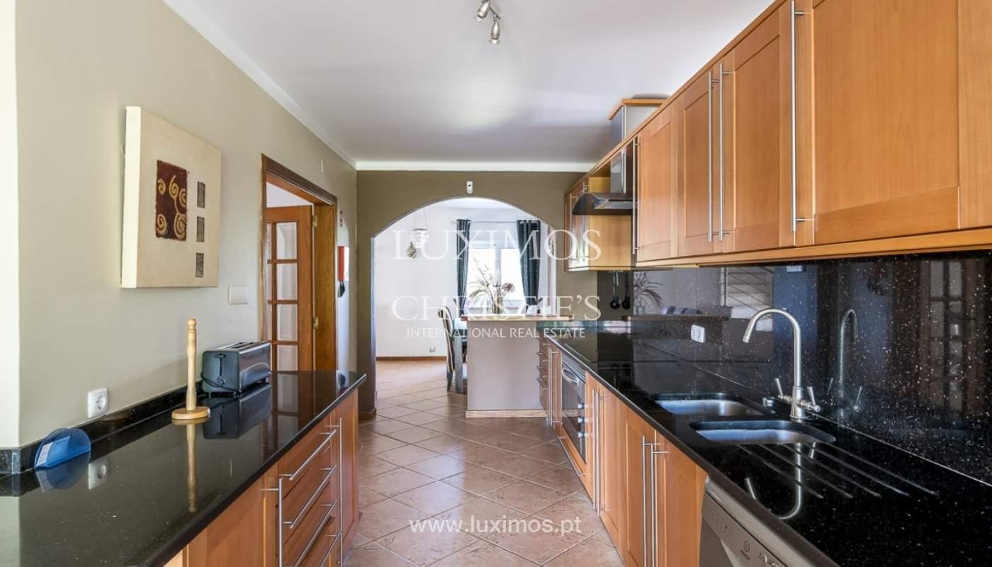 Sale of villa with pool and garden in Carvoeiro, Algarve, Portugal_89304