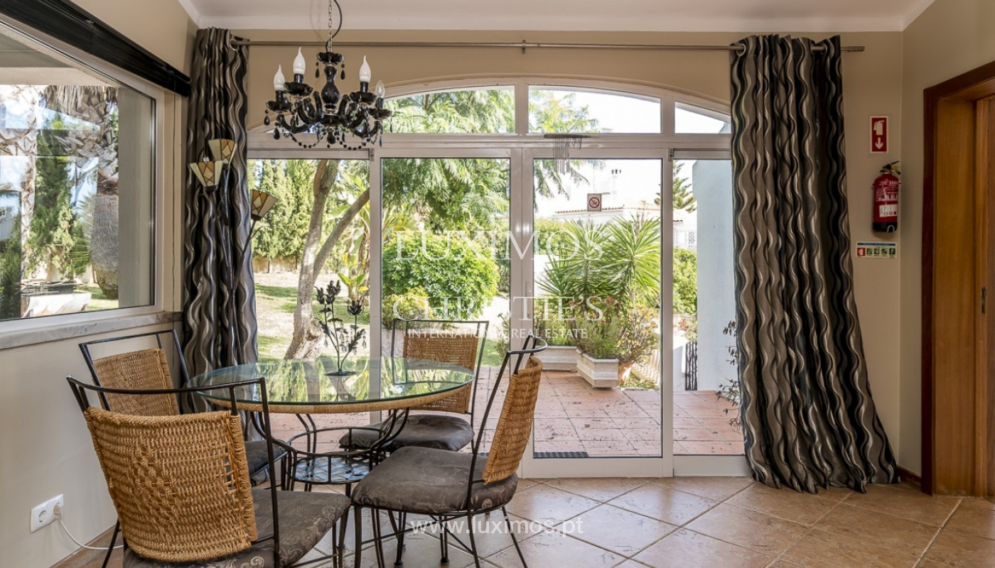 Sale of villa with pool and garden in Carvoeiro, Algarve, Portugal_89305