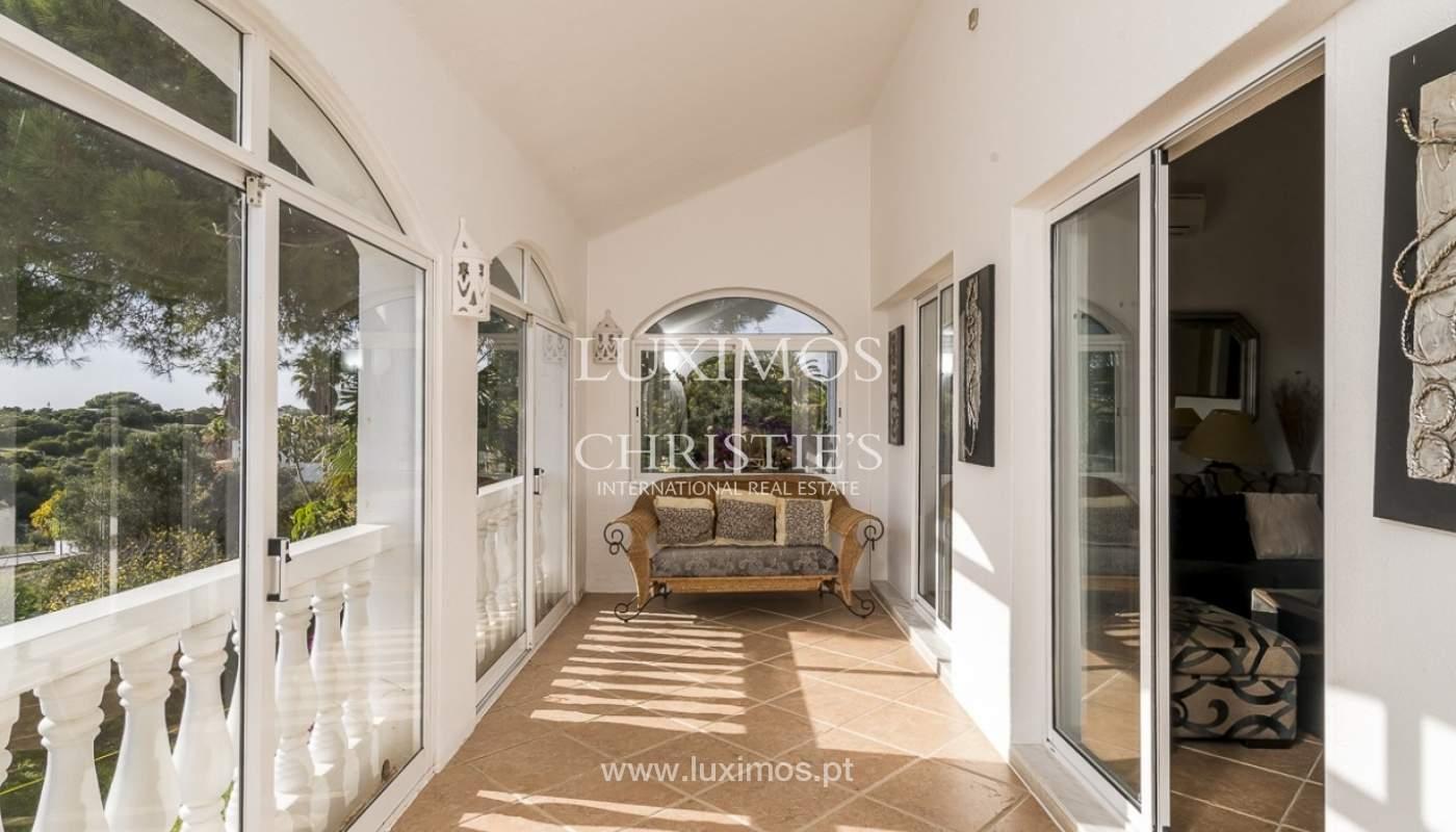 Sale of villa with pool and garden in Carvoeiro, Algarve, Portugal_89306