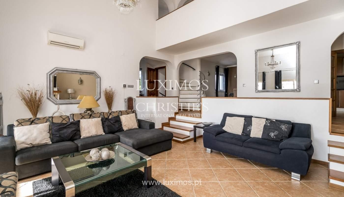 Sale of villa with pool and garden in Carvoeiro, Algarve, Portugal_89308