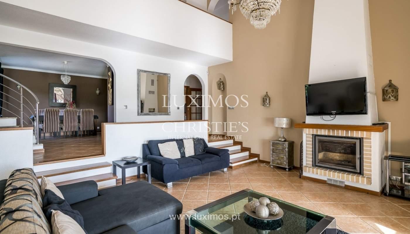 Sale of villa with pool and garden in Carvoeiro, Algarve, Portugal_89309