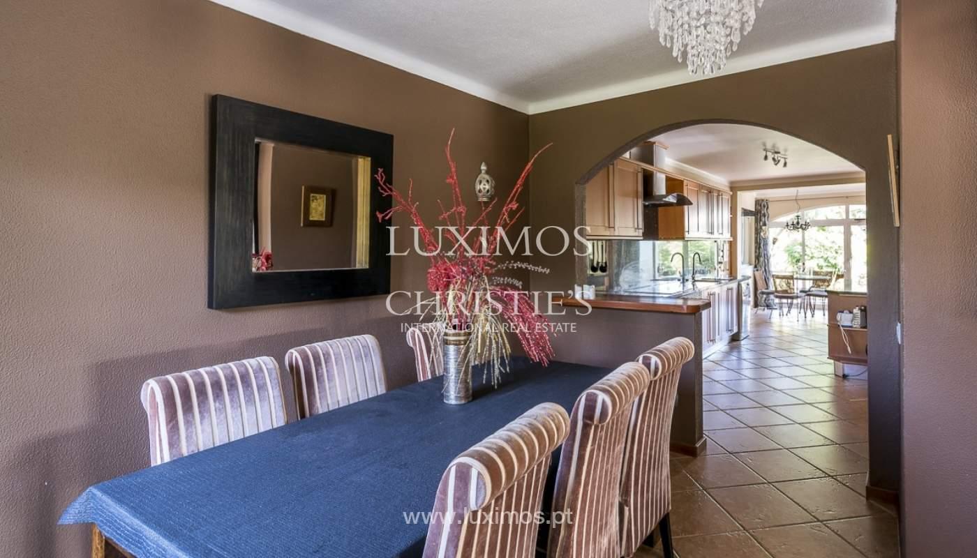 Sale of villa with pool and garden in Carvoeiro, Algarve, Portugal_89310