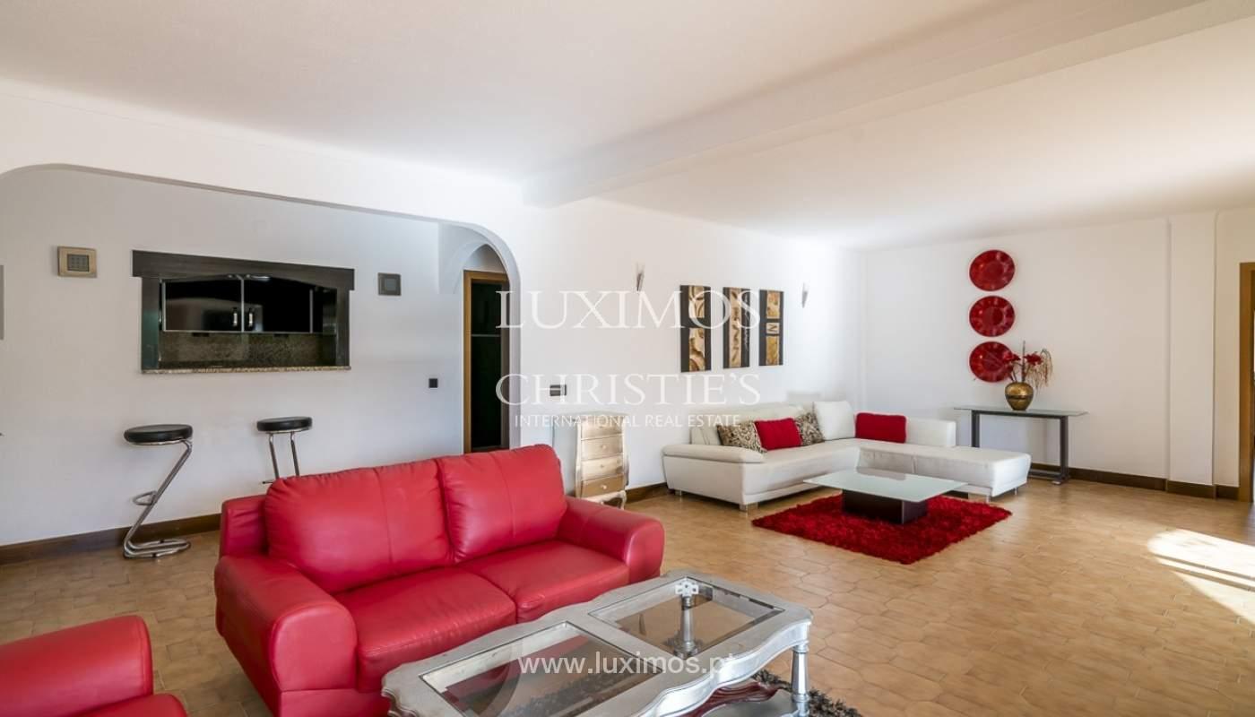 Sale of villa with pool and garden in Carvoeiro, Algarve, Portugal_89313