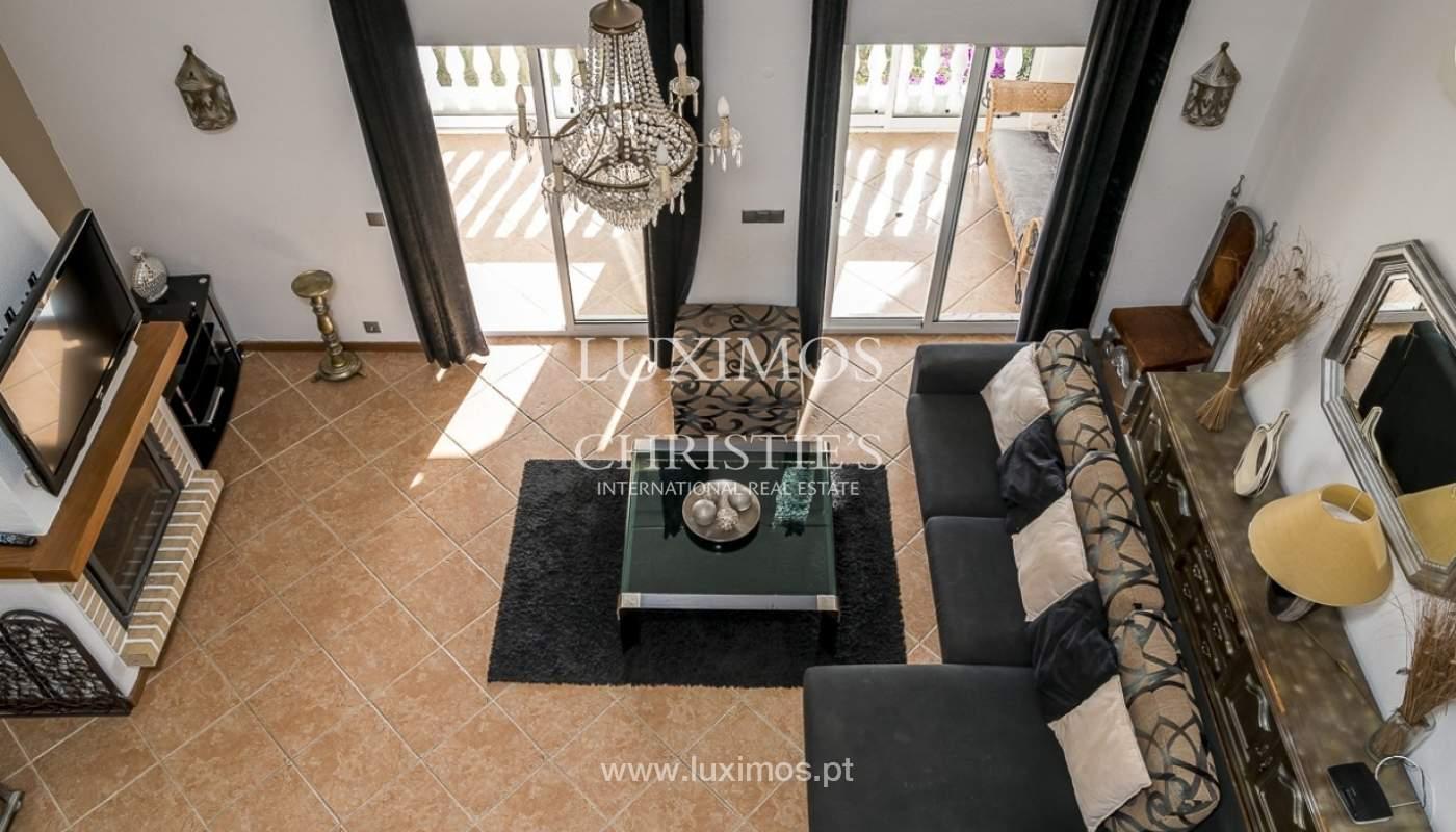 Sale of villa with pool and garden in Carvoeiro, Algarve, Portugal_89318