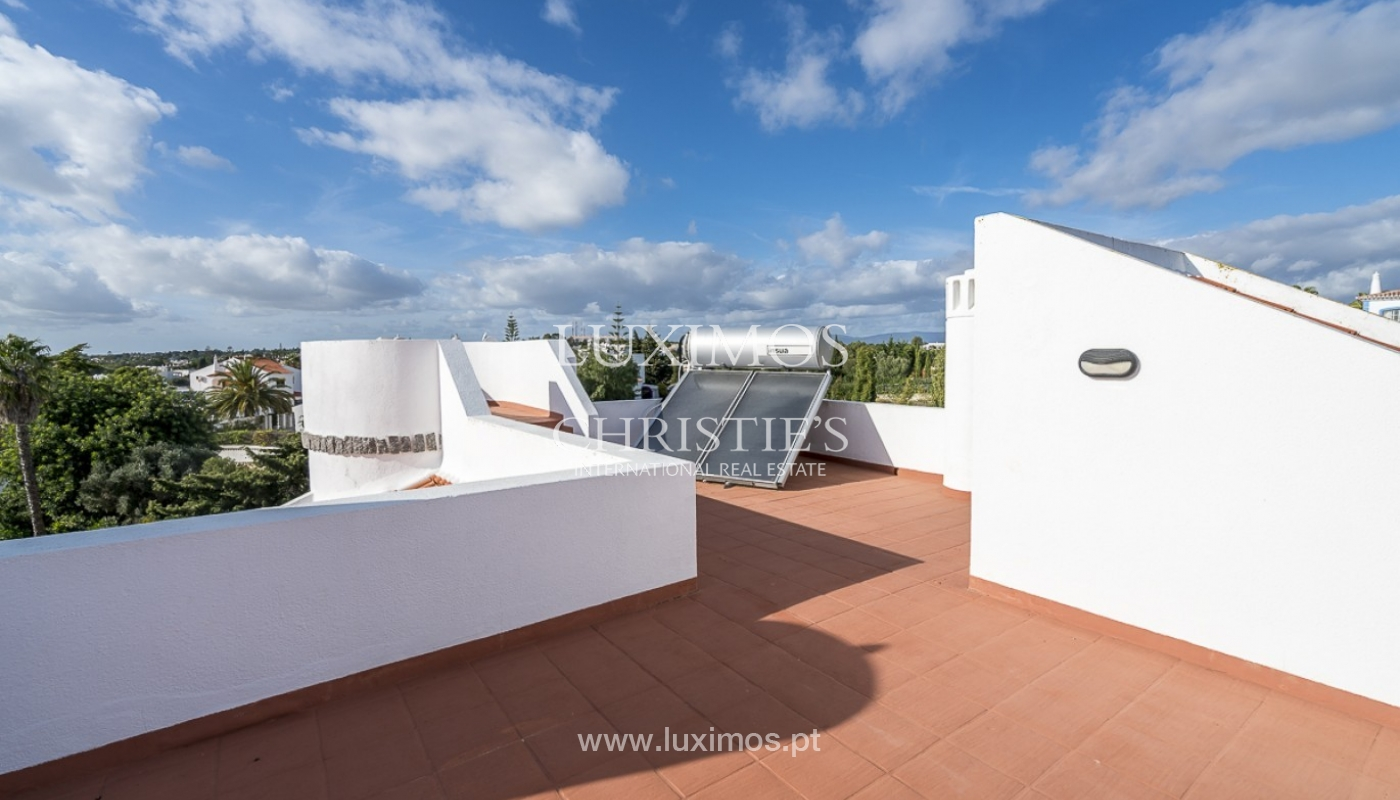 Sale of villa with pool and garden in Carvoeiro, Algarve, Portugal_89326
