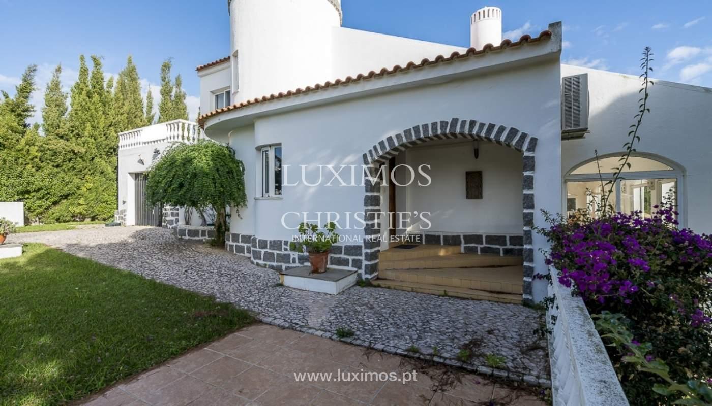 Sale of villa with pool and garden in Carvoeiro, Algarve, Portugal_89334