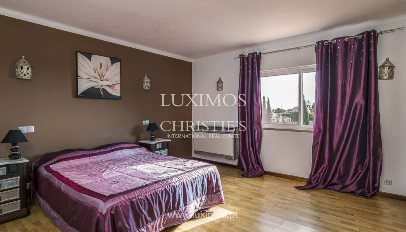 Sale of villa with pool and garden in Carvoeiro, Algarve, Portugal_89337