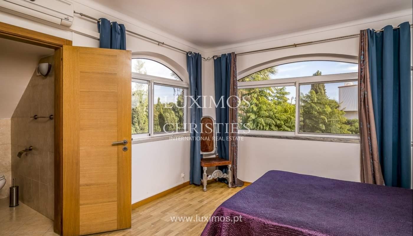 Sale of villa with pool and garden in Carvoeiro, Algarve, Portugal_89338