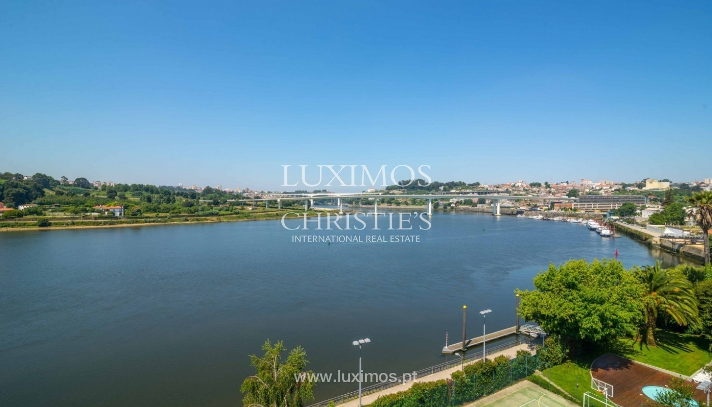 Contemporary apartment for rent with views of river, Porto, Portugal _89400