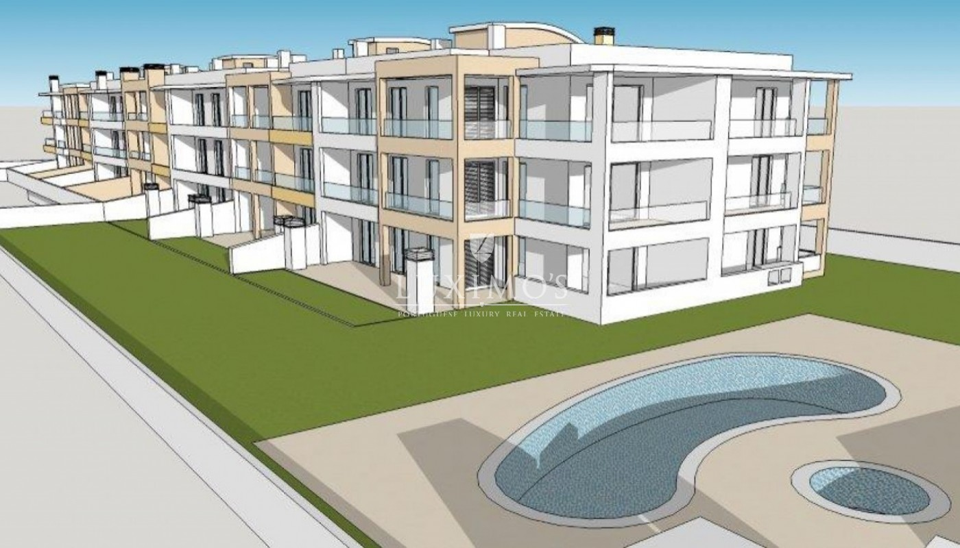 Sale of new modern apartment with sea view in Lagos, Algarve, Portugal_89429