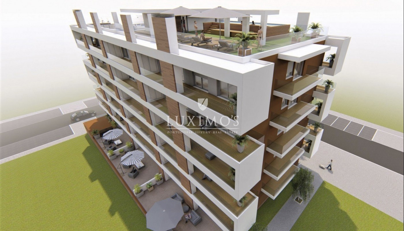 Sale of new modern apartment in Faro, Algarve, Portugal_89644