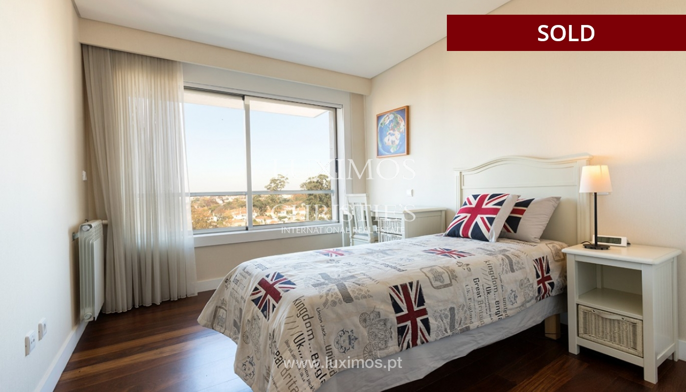 Penthouse moderne avec vue sur rivière, à vendre, Foz, Porto, Portugal_89685