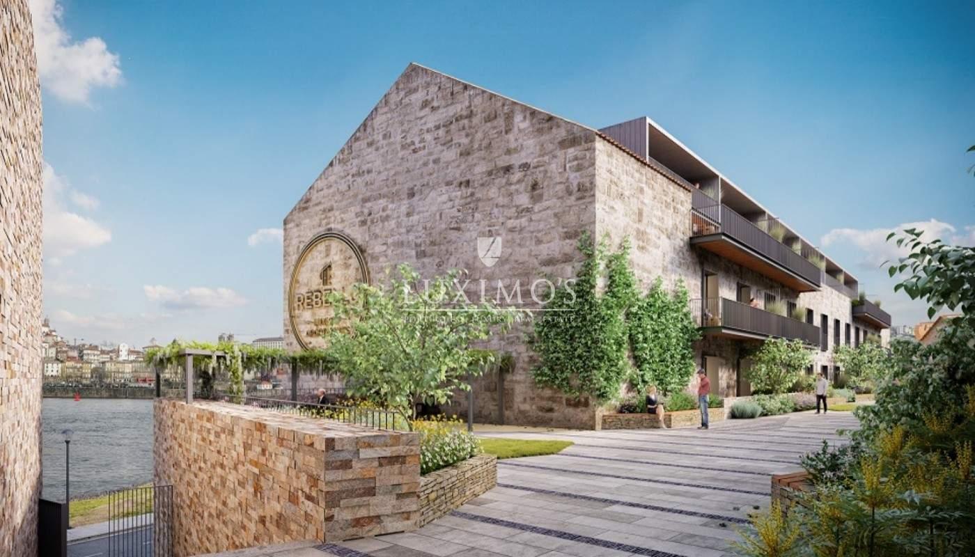 Neue Wohnung mit Blick auf den Fluss,Vila Nova de Gaia, Porto, Portugal _89804