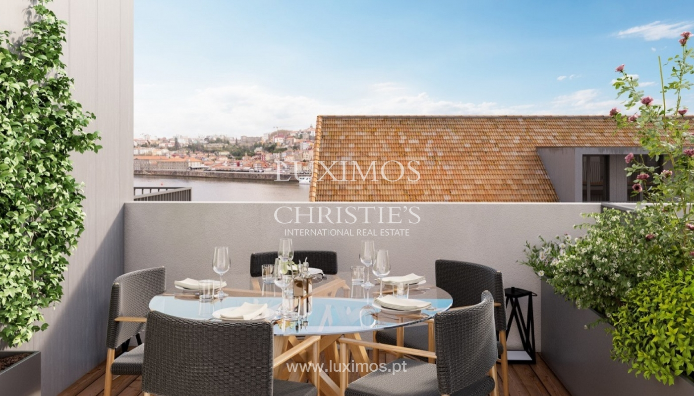 Neuf appartement avec vue sur la rivière, Porto, Portugal _89948