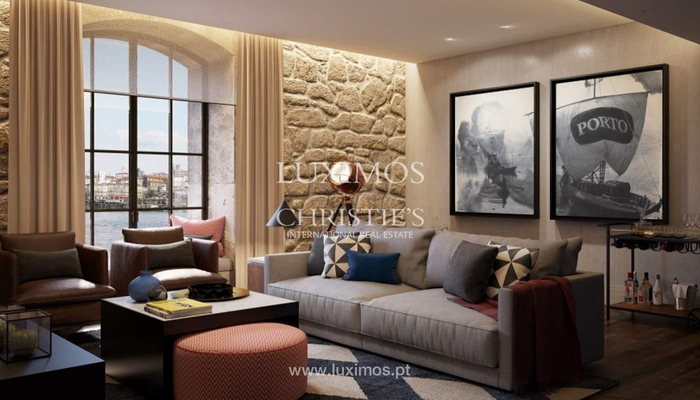 Neue Wohnung, mit Blick auf den Fluss, V. N. Gaia, Porto, Portugal _90001
