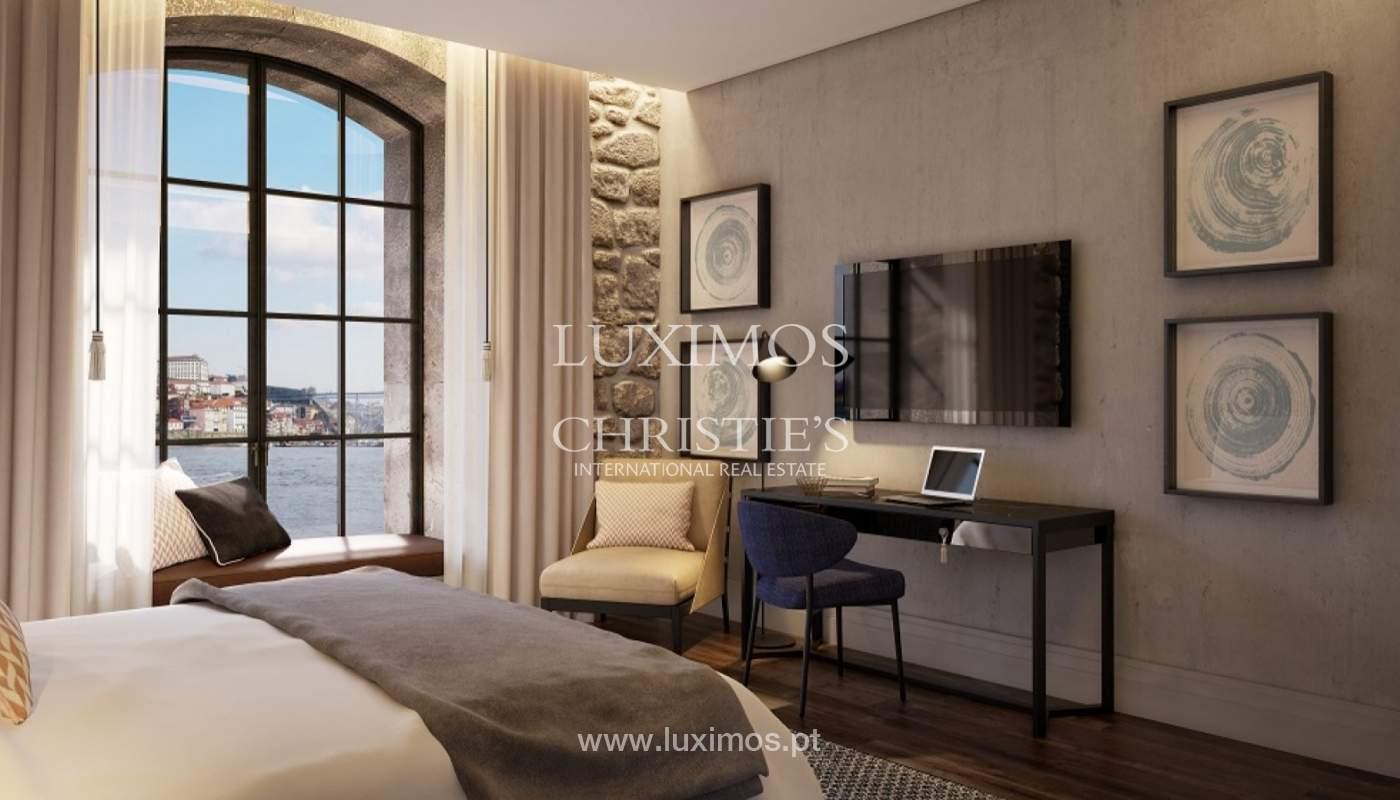 Neue Wohnung, mit Blick auf den Fluss, V. N. Gaia, Porto, Portugal _90003