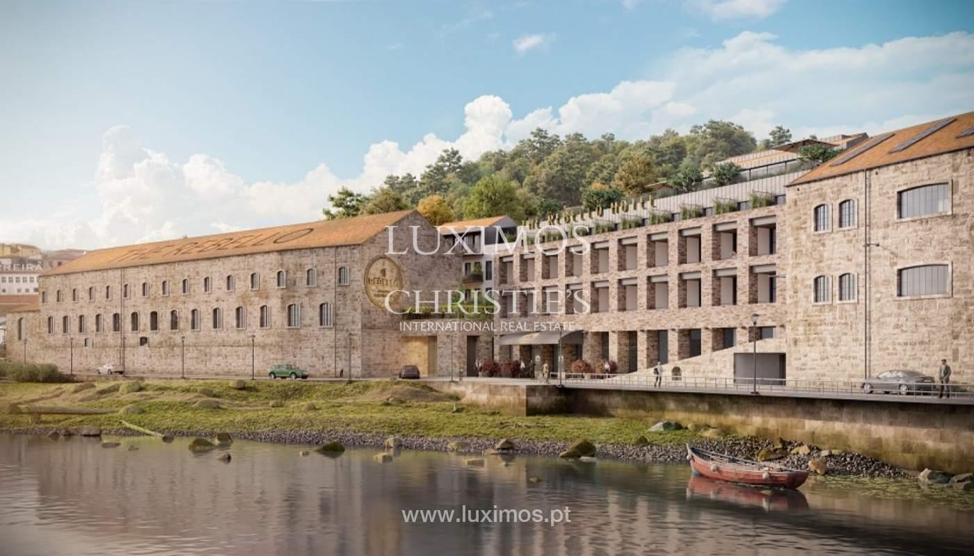 Nouvel appartement, vue sur la rivière, V. N. Gaia, Porto, Portugal _90078