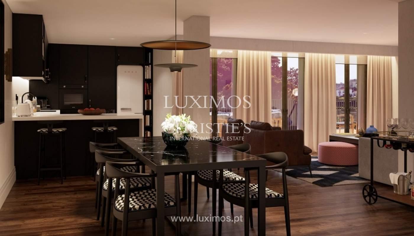 Apartamento T3 Duplex de 3 nuevo, vistas al río, V. N. Gaia, Porto, Portugal _90155