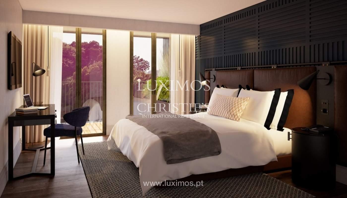 Apartamento T3 Duplex de 3 nuevo, vistas al río, V. N. Gaia, Porto, Portugal _90159