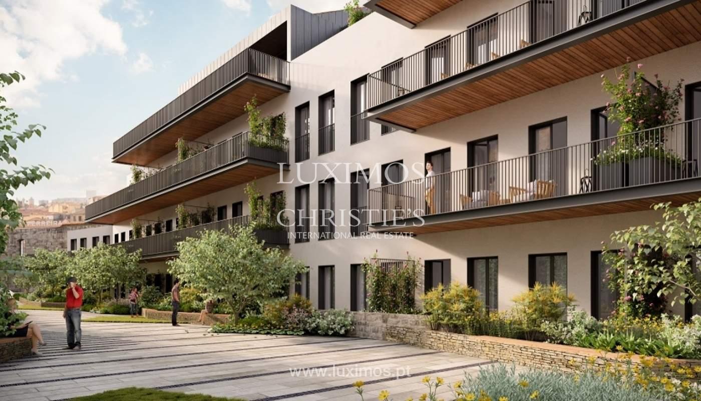 Apartamento T3 Duplex de 3 nuevo, vistas al río, V. N. Gaia, Porto, Portugal _90165