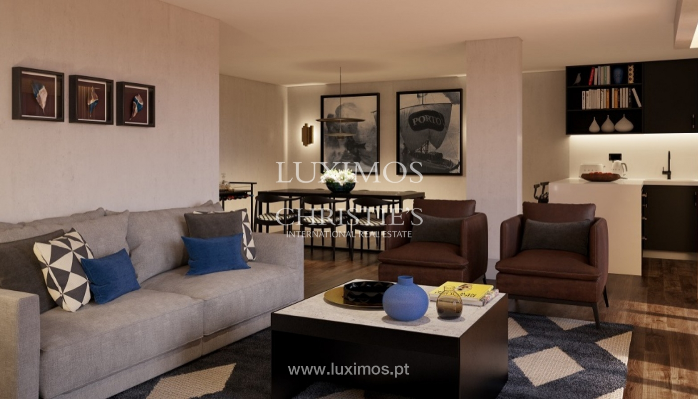 New Apartment T3 Duplex, river views, V. N. Gaia, Porto, Portugal _90173