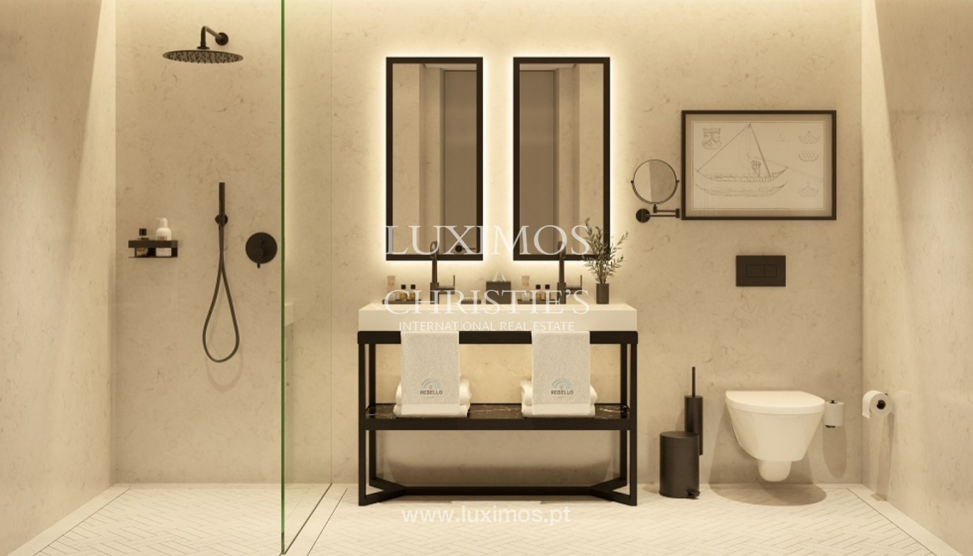 Apartamento T3 Duplex novo, vistas rio, V. N. Gaia, Porto_90178