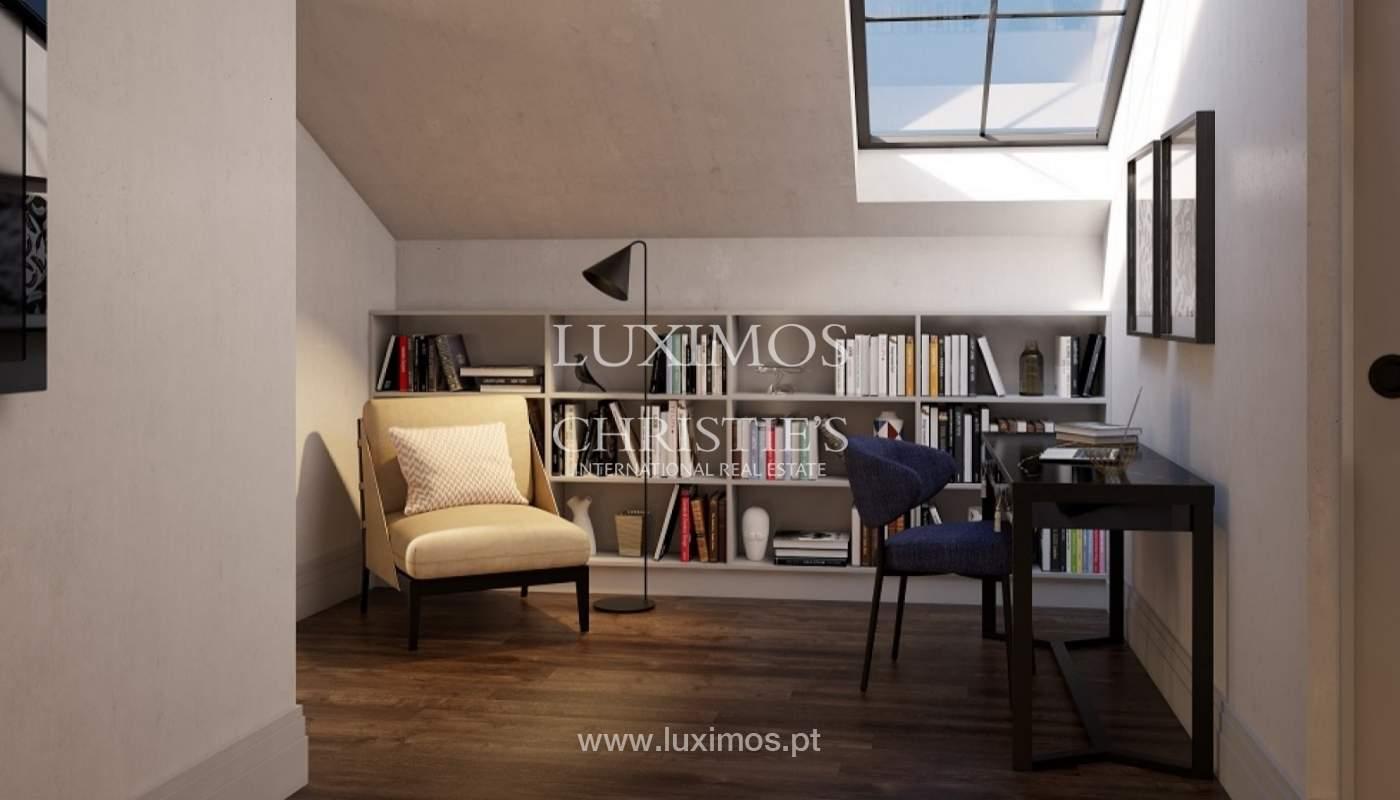 Apartamento T1 Duplex novo com vistas rio, Vila Nova de Gaia, Porto_90313