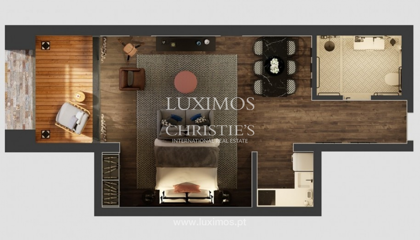 Neue Wohnung mit Blick auf den Fluss, Vila Nova de Gaia, Porto, Portugal_90637