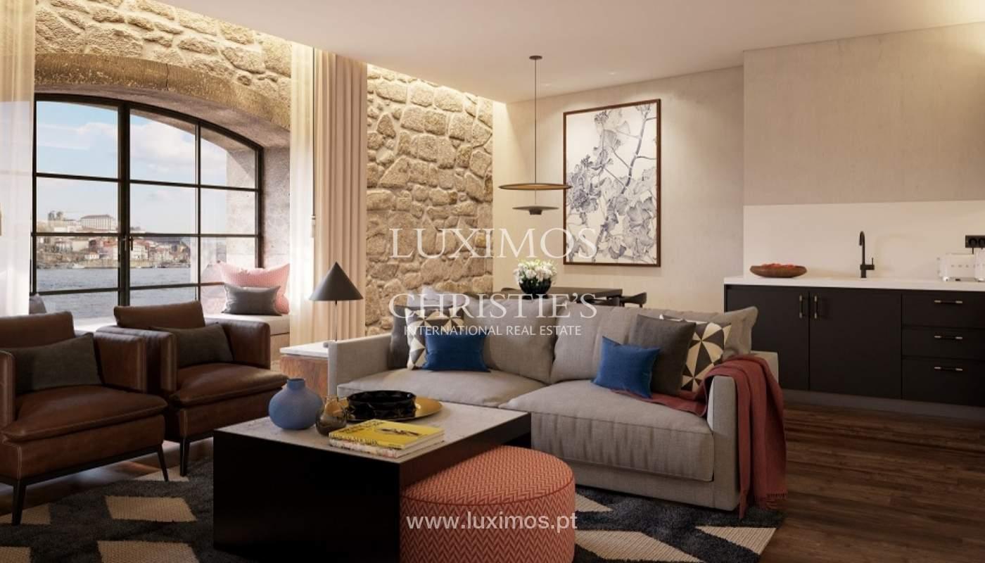 Neuf appartement avec vue sur la rivière, Porto, Portugal_90796