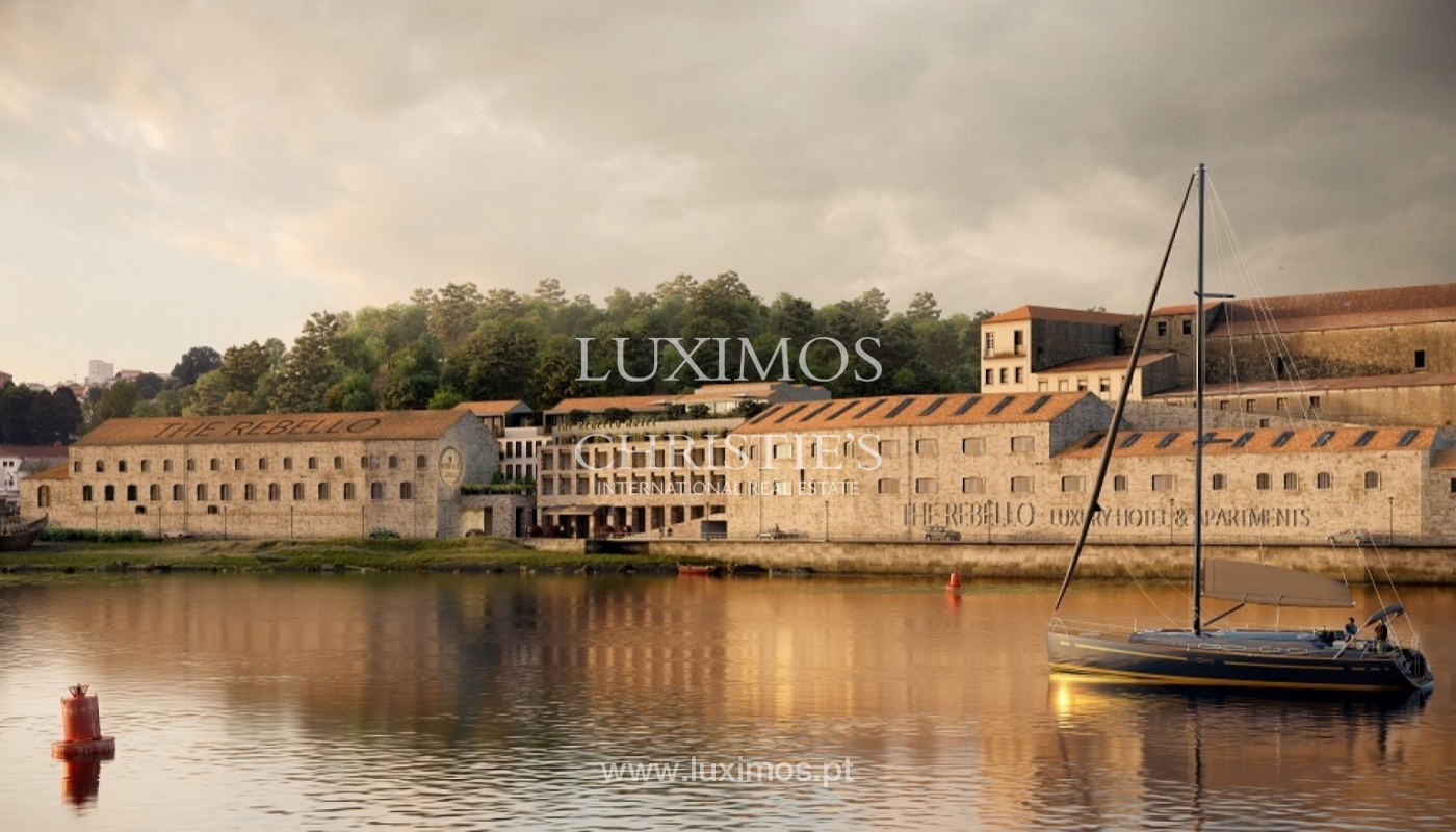 Apartamento nuevo con vistas al río, Vila Nova de Gaia, Porto, Portugal_90814